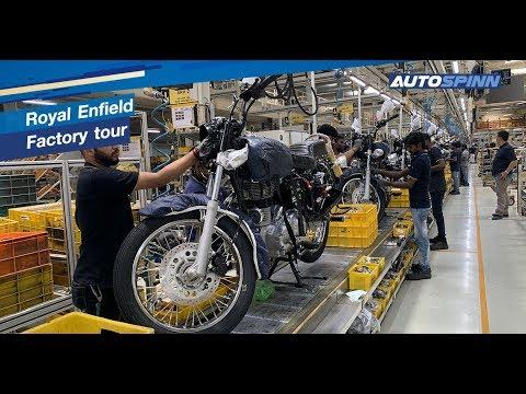 royal-enfield-factory---oragadam,-india