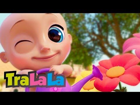 🌸 Floarea Din Grădină - Cântece Pentru Copii TraLaLa