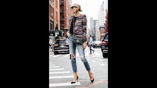Chic and stylish Tweed Jacket for Fall