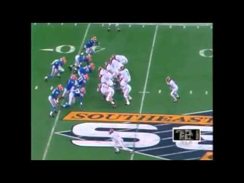 1992 SEC Championship Game - Alabama vs. Florida