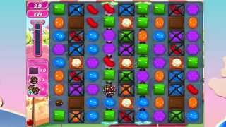 Candy Crush Saga Level 870 No Boosters 15 moves left!