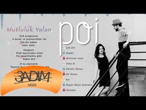Poi - Mutluluk Yalan ( Official Lyric Video )