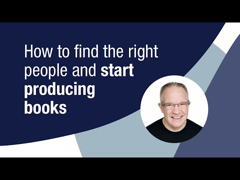 The Best Way Busy People Can Publish Books
