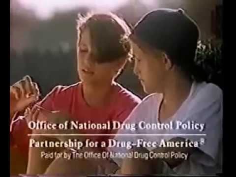Top 10 Worst Anti-Drug Commercials - YouTube