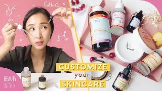 How to Build A Custom Skincare Routine Under $50 With Good Molecules + Tips on Layering Serums