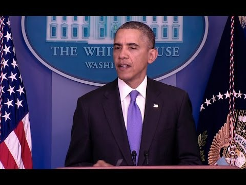President Obama Speaks on Veterans Health Care