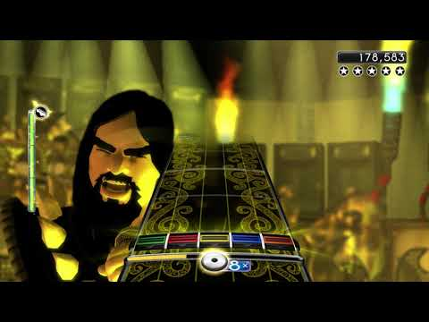 Rock Band 2 Let There Be Rock Expert Guitar 100% FC (353311)