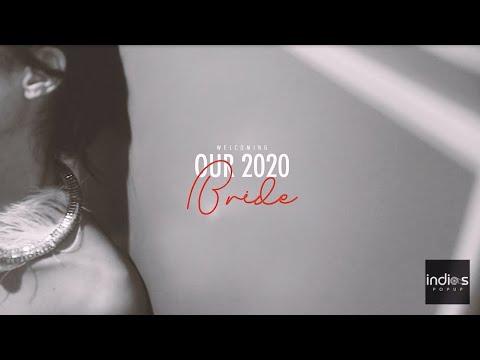 INDIASPOPUP.COM Presents '2020 Modern Bride'   Indian Bridal Fashion