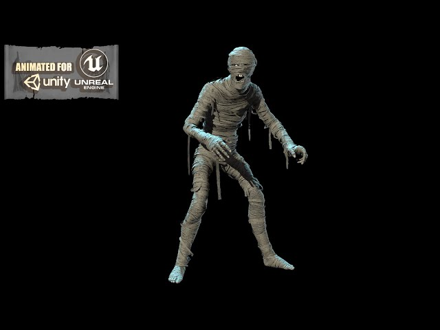 mummy 4k preview