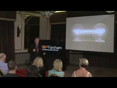 TEDx Talks: The Incremental Mindshift: how to prime for growth and find direction | Bret Freeman | TEDxFarnham