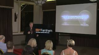 The Incremental Mindshift: how to prime for growth and find direction | Bret Freeman | TEDxFarnham