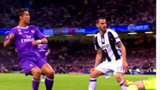 Siêu sao Ronaldo CR7 trong trận chung kết Chapions League 2017