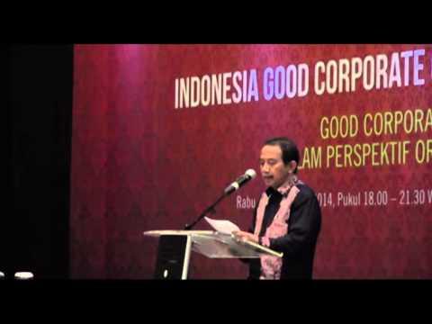 Indonesia Good Corporate Governance Award 2014: Herman Hidayat