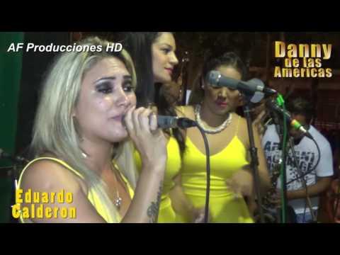 Divas de la Salsa (Que ganas de verte nunca mas)Danny de las Americas - AF PRODUCCIONES HD