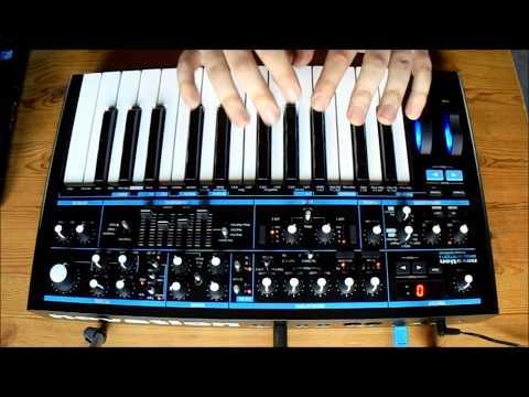 Novation Bass Station II / Synth Bass / Tuxedo - Do It / Ambroży Ranz