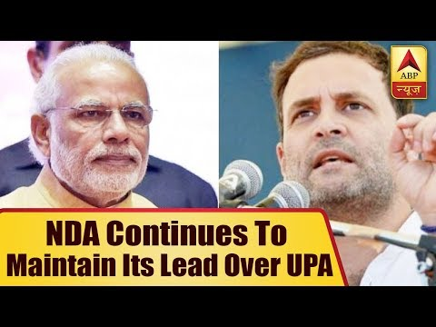 Desh Ka Mood: In West And Central India, NDA Continues To Maintain Its Lead Over UPA | ABP News