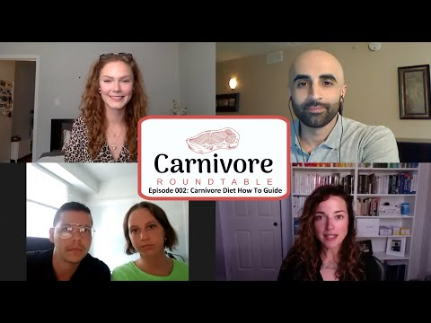 Carnivore Diet How To Guide - Carnivore Roundtable 002