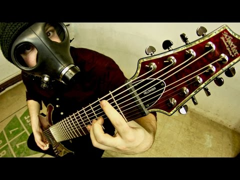 Gas Mask Catalogue (9 string metal) - Rob Scallon