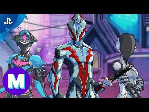 Warframe - Super Space Ninjas Animation | PS4 thumbnail