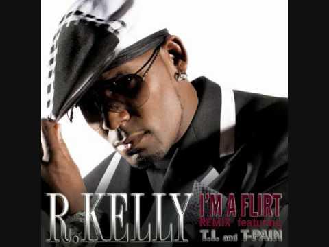 I'm A Flirt Remix Instrumental - R. Kelly feat. T.I. & T-Pain