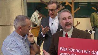 GroKo in der FuZo: CDU klaut die Themen der SPD