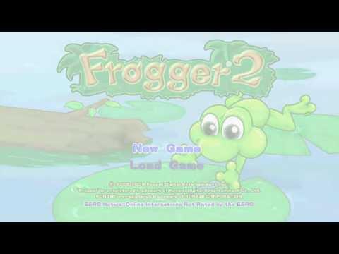 Xenia Xbox 360 Emulator: Frogger 2 first run