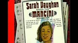 Sarah Vaughan - Peter Gunn (Henry Mancini)