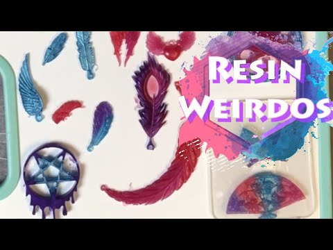 Watch me resin | uv resin charms