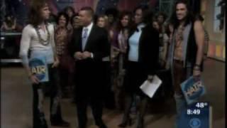 Hair & Aquarius (HAIR) - CBS Early Show (11.06.09)