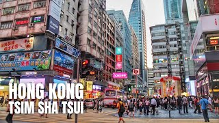 Hong Kong Tsim Sha Tsui Walking Tour (2019) / 尖沙咀香港徒步遊 (2019)