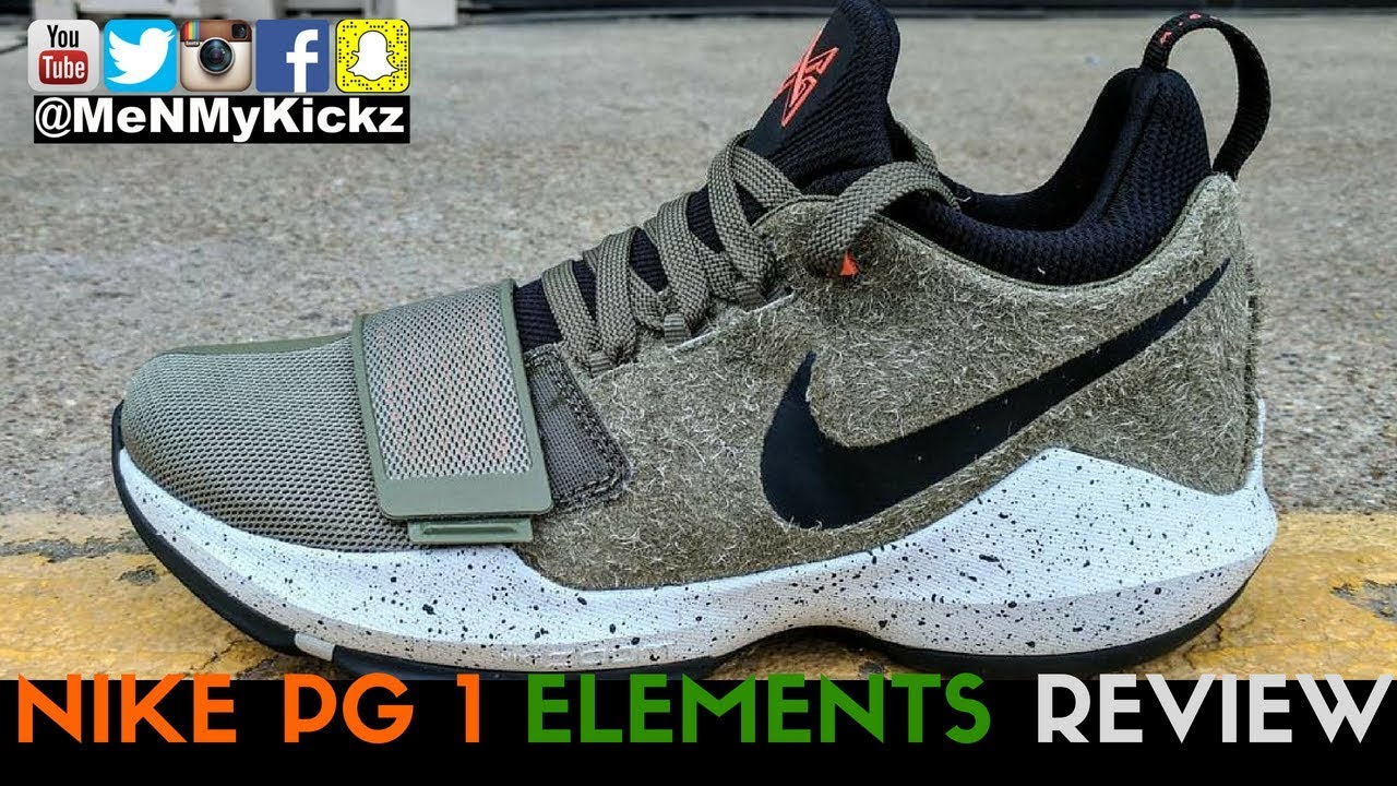 low priced ff2f9 d64d7 Nike PG 1