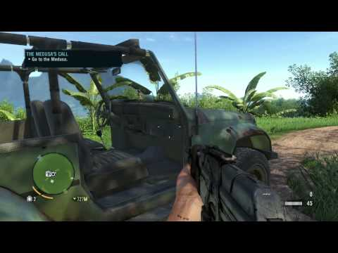 X557 - Far Cry 3 - 010 - Waterside Outpost