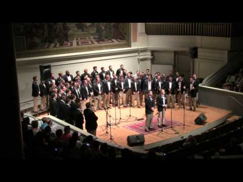 On the Turning Away  -- The Virginia Gentlemen (Original Soloist)