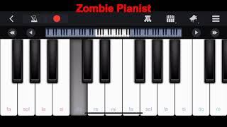 Бригада на пианино/ Brigada on piano