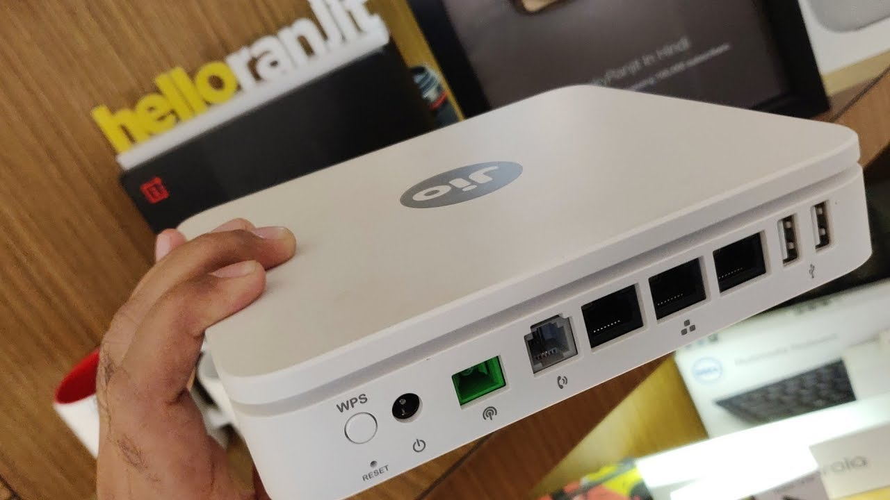 Image result for How to register yourself for the Jio Fiber service