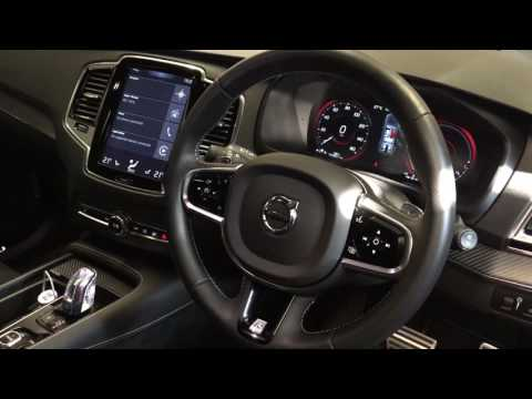 Source Sounds | Volvo XC90 R Design Rear Screen Entertainment