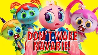 Don't Wake NeoNate Baby Navarie! Featuring Distroller Alushhhes, LOL Surprise Pets, and Nerlies!