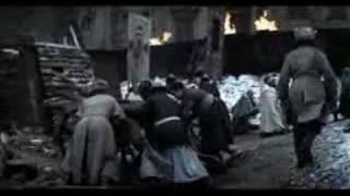 Potop msza podczas oblężenia klasztoru