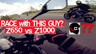 JMAC Z1000 &  Z650 200KPH RUN | 1hr RIDE FROM SUBIC?