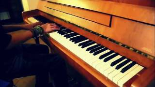 The Fray - Never Say Never (Piano)