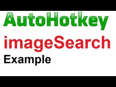 autohotkey imageSearch
