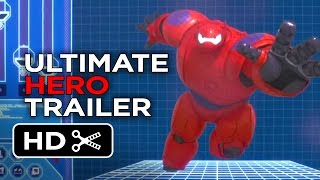 Big Hero 6 Ultimate Hero Trailer (2014) - Disney Animation Movie HD