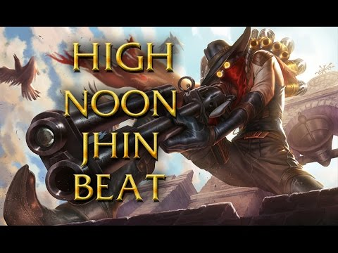 Lol Sounds High Noon Jhin Beat Youtube