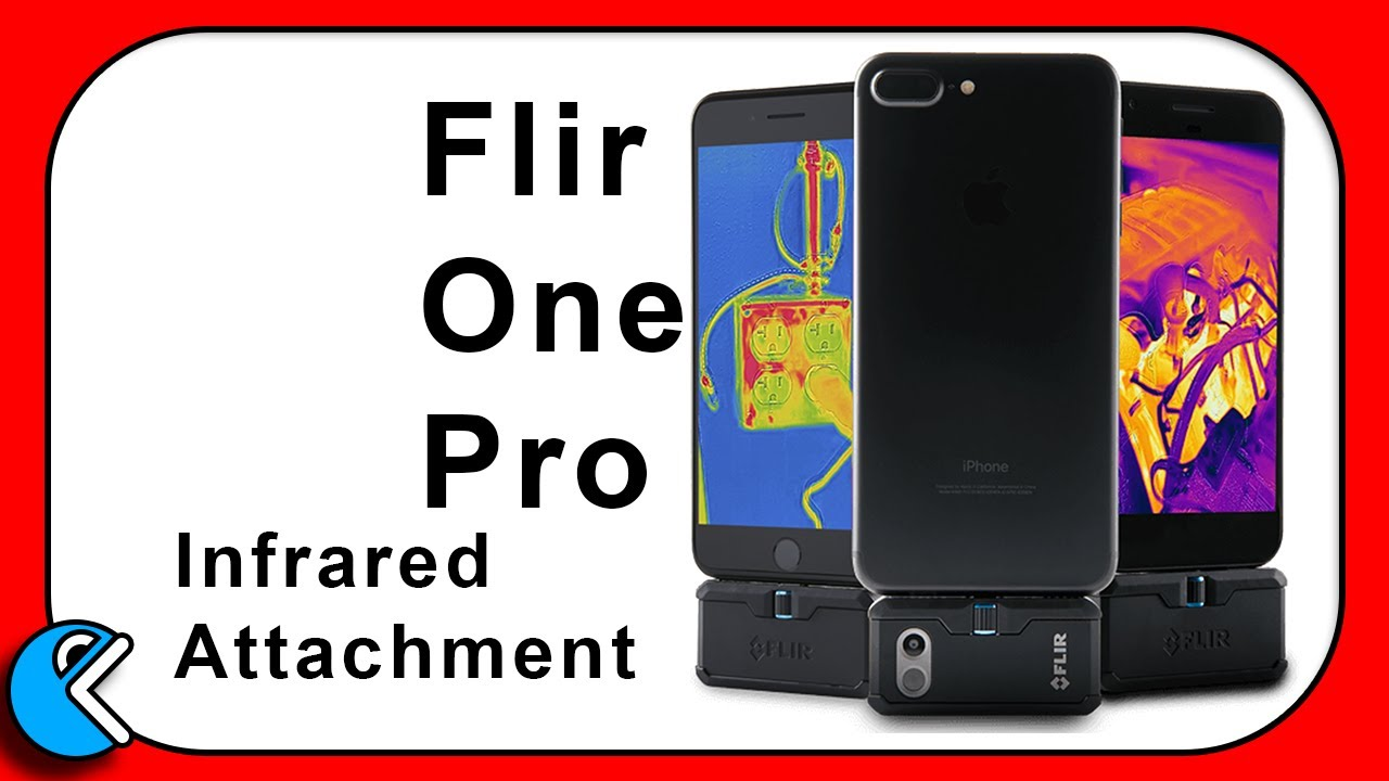 Flir One Gen 3 Pro Review - thermal image accessory review - Review  Cruncher Technology