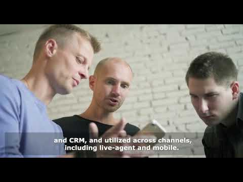 Voice biometrics product video benefits