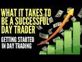 Getting Started Day Trading - Beginner Day Trader and Swing Trader Tips, Strategies