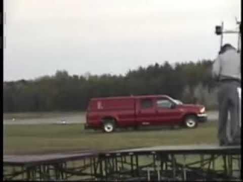 2004 Wheels & Wings Airshow - Hawaiian Eagle Jet Fire Truck