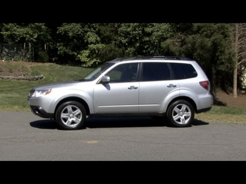 2010 Subaru Forester - Review