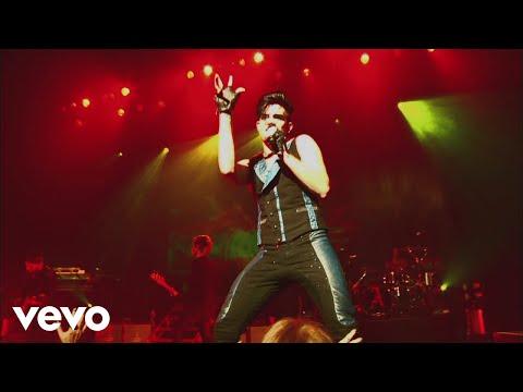 Adam Lambert - 20th Century Boy (Glam Nation Live, Indianapolis, IN, 2010)