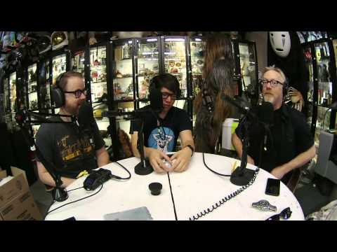 Spacesuits and Quadcopter Safety - Still Untitled: The Adam Savage Project - 7/21/2015